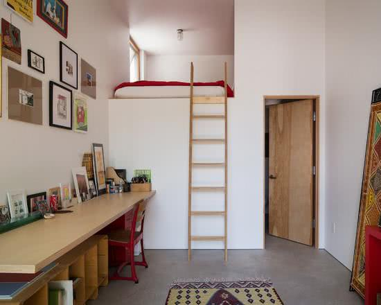 Loft simples
