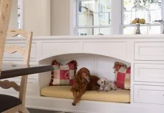 Ideias de Decoração e Espaço para os Pets