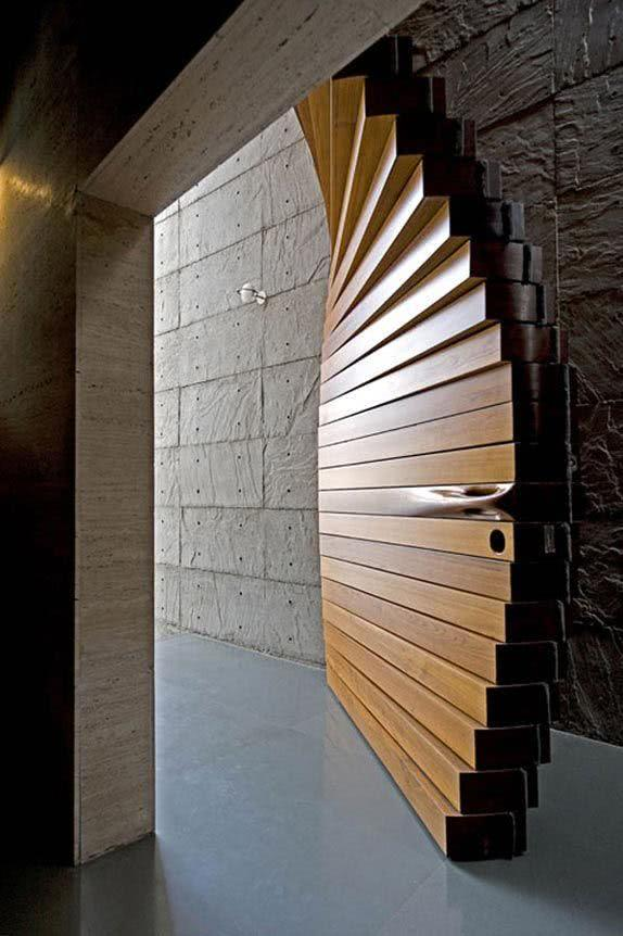 Porta contemporânea