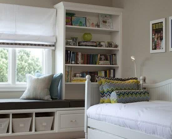 Modelos de quartos neutros para crianças
