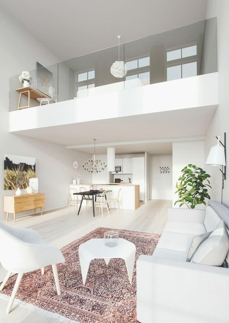Loft contemporâneo