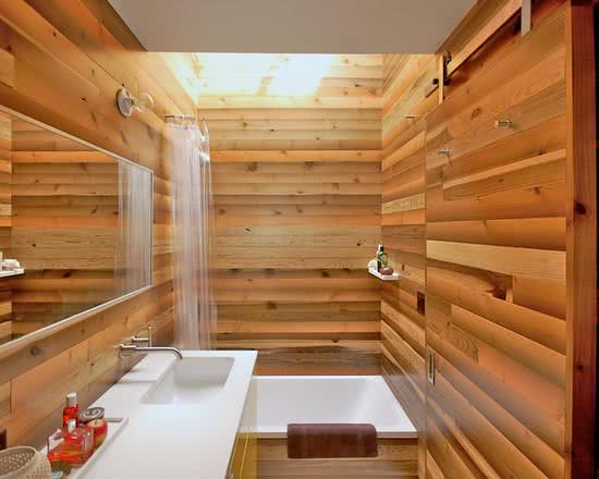 67 Ideias de Projetos com Cimento e Concreto Aparente -> Pia De Cimento Banheiro