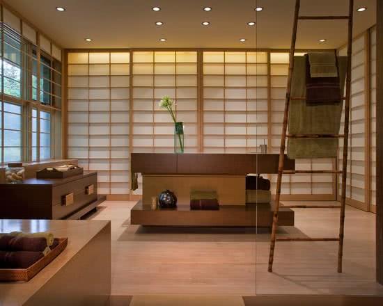 75 Ambientes Decorados no Estilo Oriental e Japon?s