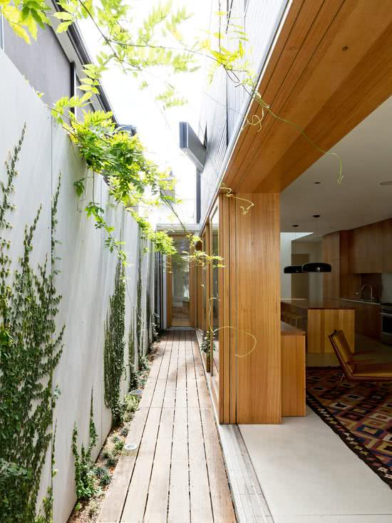 75 ideias de corredores decorados com fotos incr veis for 10180 old well terrace