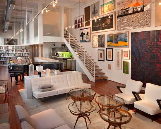 100 modelos de decoração de salas de estar   fotos