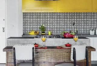 Modelos de revestimento para cozinha