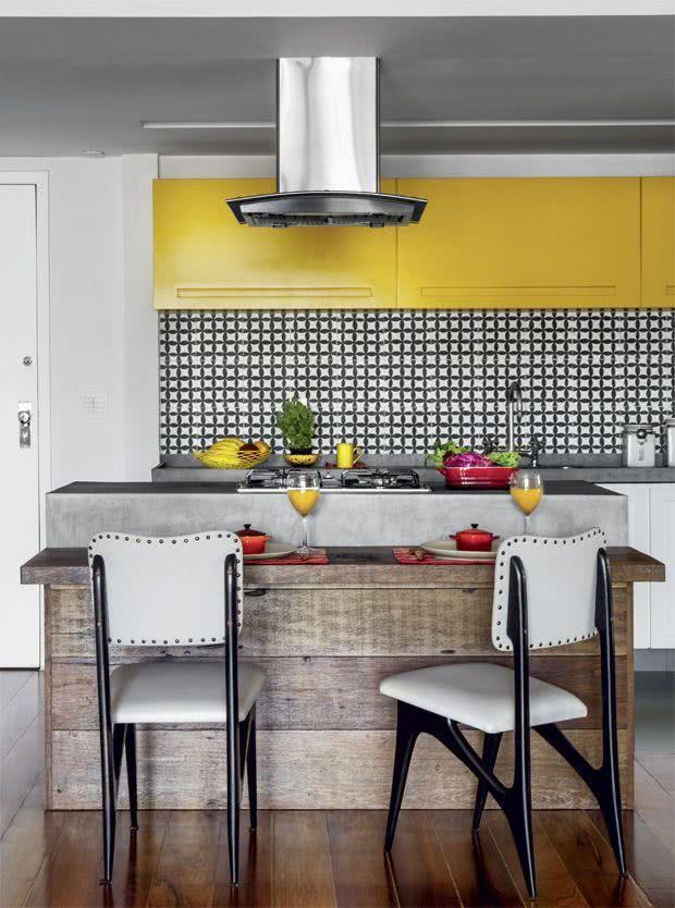 Revestimentos para cozinha: 90 modelos, projetos e fotos