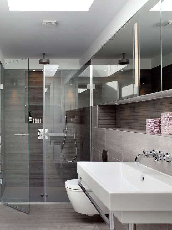 95 Modelos De Banheiros Decorados Para Te Inspirar