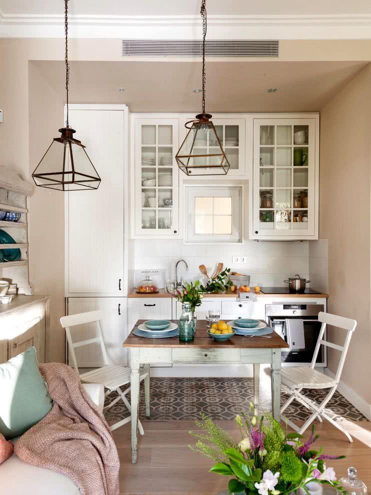 119 cozinhas pequenas modernas planejadas e decoradas for Cocinas super modernas