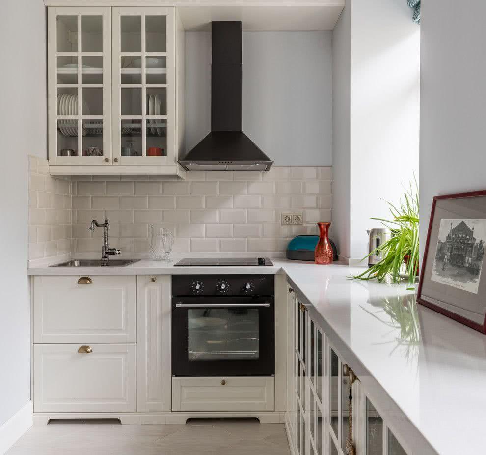 119 cozinhas pequenas modernas planejadas e decoradas for Casa moderna 4x4