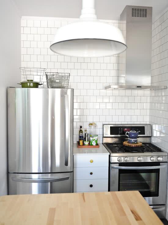 Armario Esquinero Cocina ~ 119 Cozinhas Pequenas Modernas, Planejadas e Decoradas