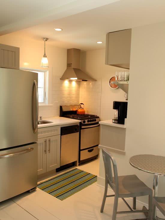 decoracao de interiores de cozinhas pequenas : decoracao de interiores de cozinhas pequenas:Cozinhas pequenas decoradas e planejadas
