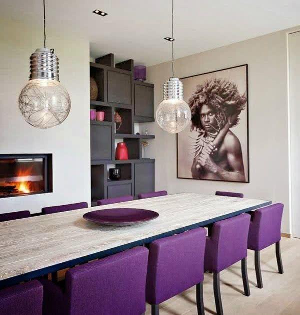 Lustre Moderno Para Sala De Estar ~ 51 modelos de lustres para sala de jantar