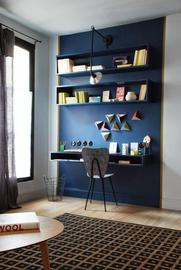 51 Home Offices Decorados Para Te Inspirar