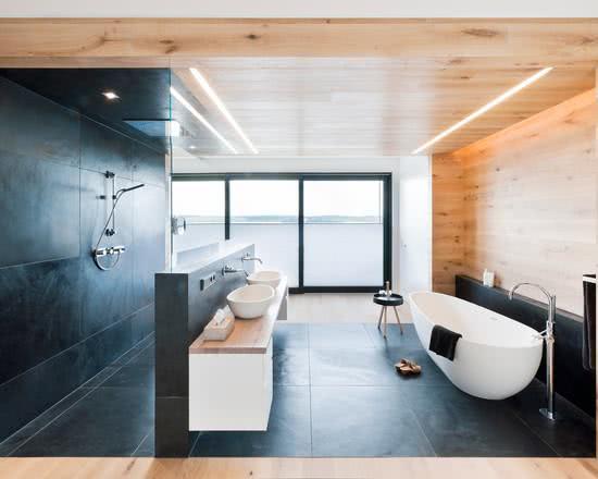 75+ Projetos de Banheiros de Luxo  Fotos -> Pia Do Banheiro De Luxo