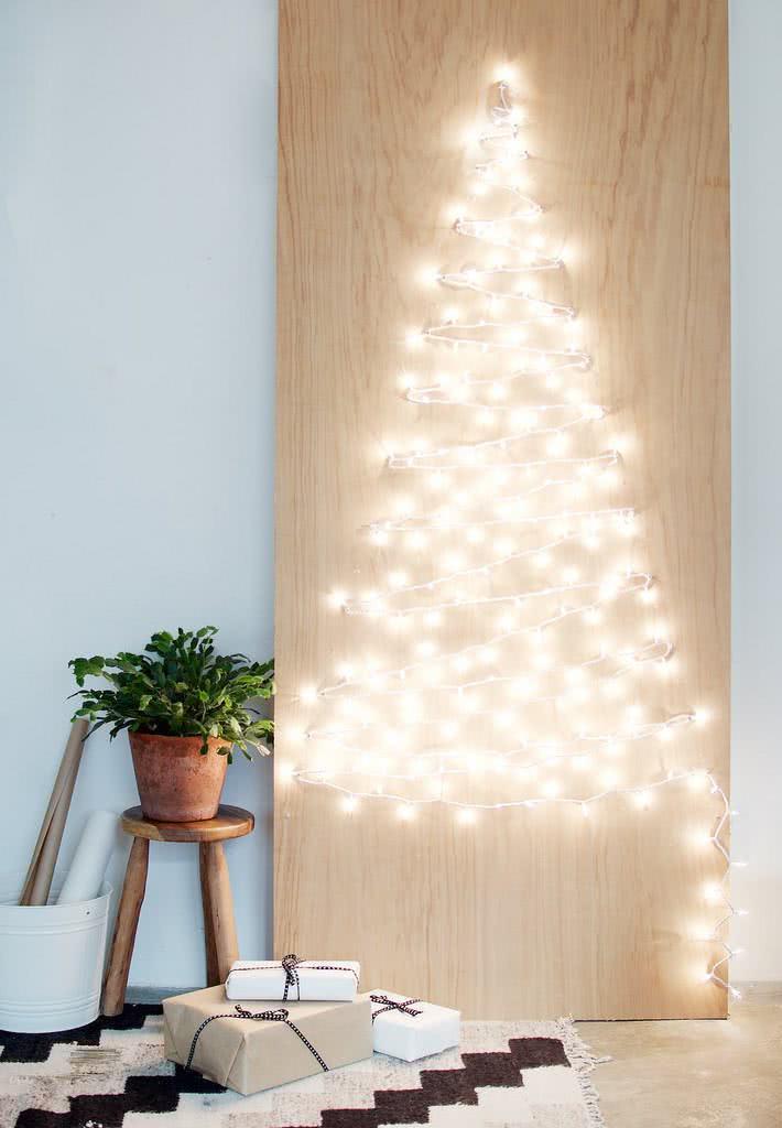 Árvore de Natal de pisca-pisca