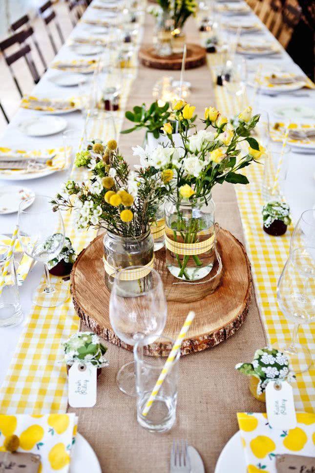 53 fotos de mesas de jantar decoradas para te inspirar - Decoratie pizzeria ...