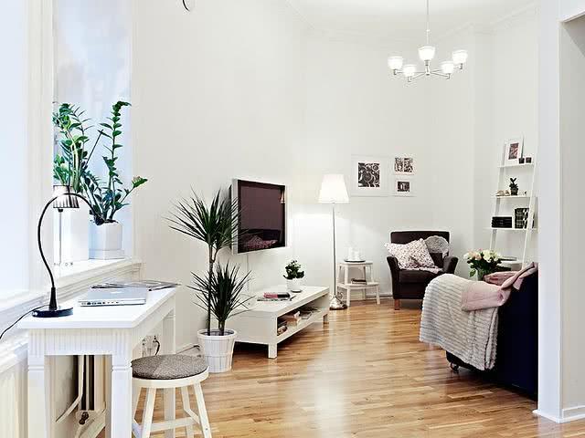 20+ Apartamentos pequenos decorados incr?veis - Not?cias ...