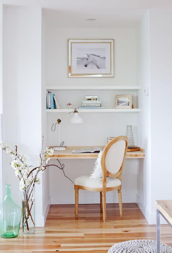 51 Home Offices Decorados Para Te Inspirar