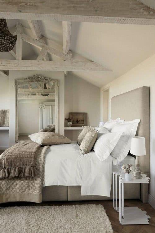 50 cabeceiras de camas decoradas para inpirar fotos