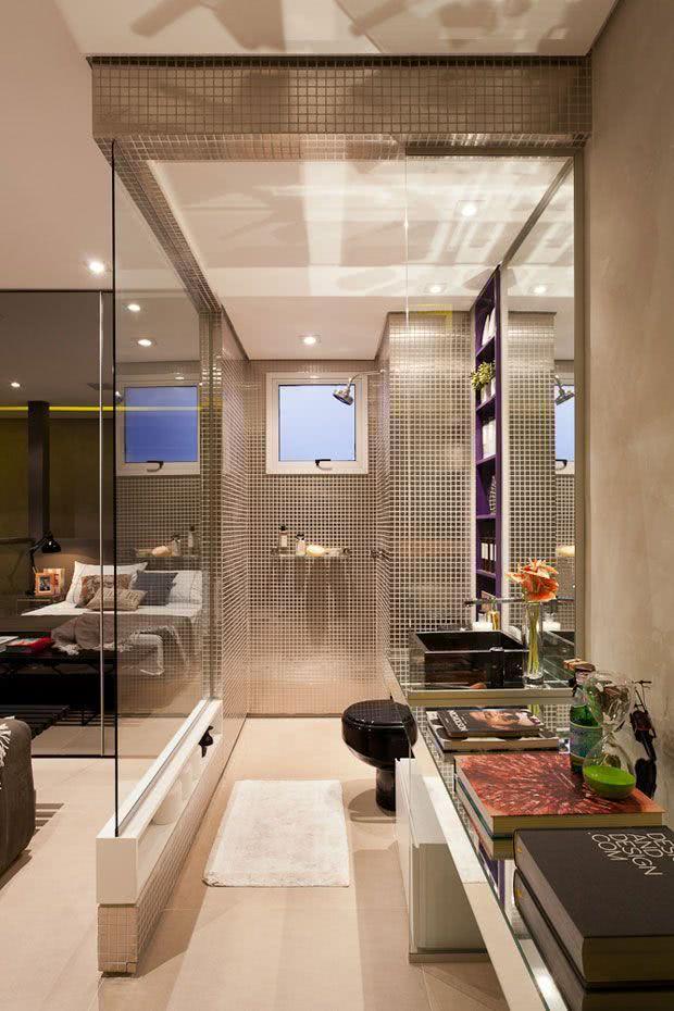 decoracao de banheiro luxo – Doitricom -> Gabinete De Banheiro Luxo