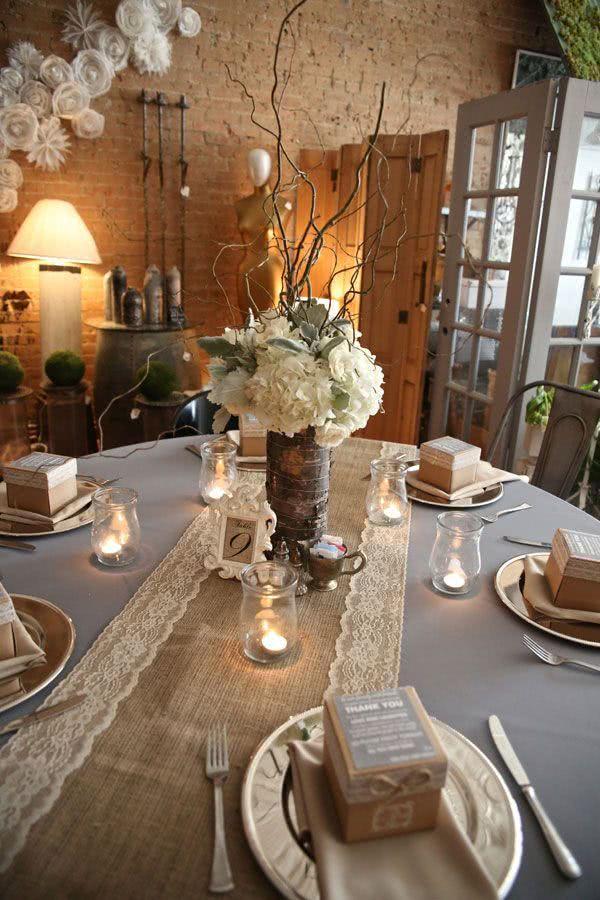 53 fotos de mesas de jantar decoradas para te inspirar