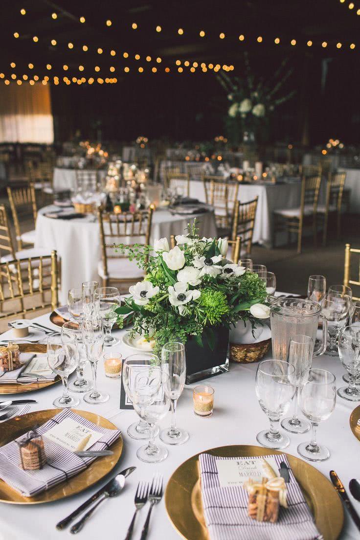 46 mesas de casamento decoradas e inspiradoras for Mesas de centro black friday