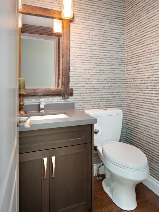 56 projetos de lavabos pequenos decorados fotos - Modelos de lavabos para bano ...