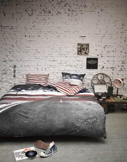 Decoração de quartos de solteiro masculino