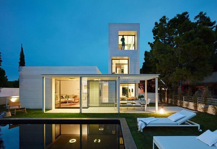 imagem - Fachadas Modernas De Casas