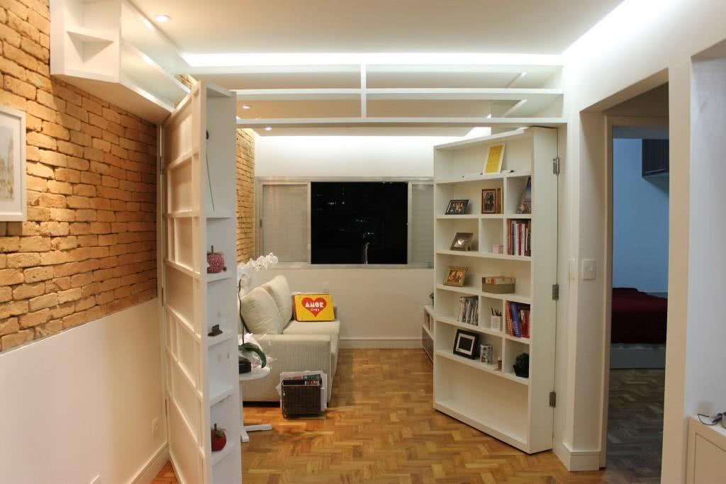 85 apartamentos pequenos decorados incr veis for Apartamentos pequenos