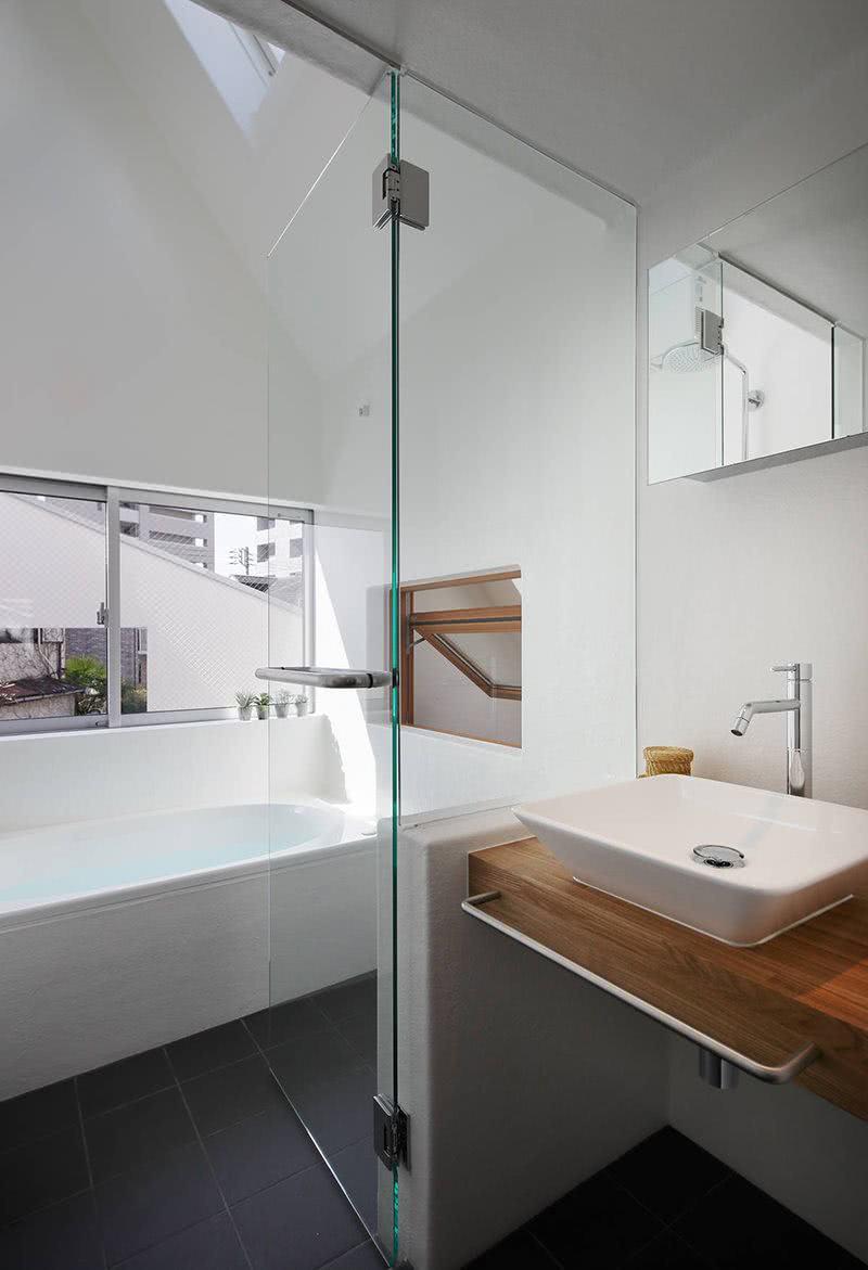 Banheiro para portador de necessidades especiais