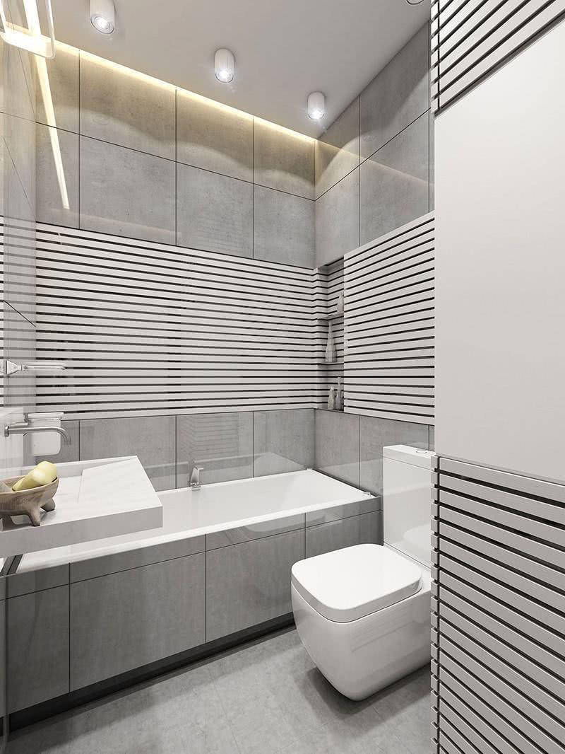 O detalhe da marcenaria fez toda diferença no projeto do banheiro