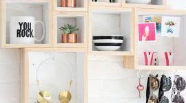 87 Ideias de decoração com nichos para se inspirar