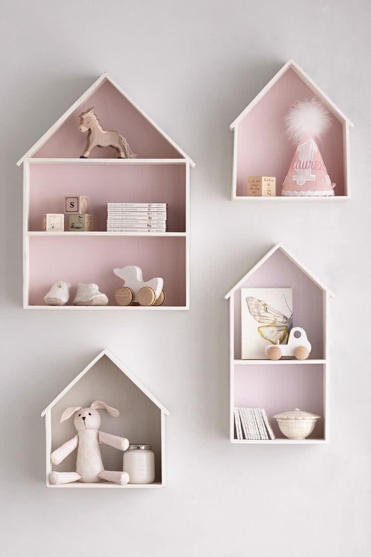 87 ideias de decora o com nichos modelos e fotos for Deco quarto
