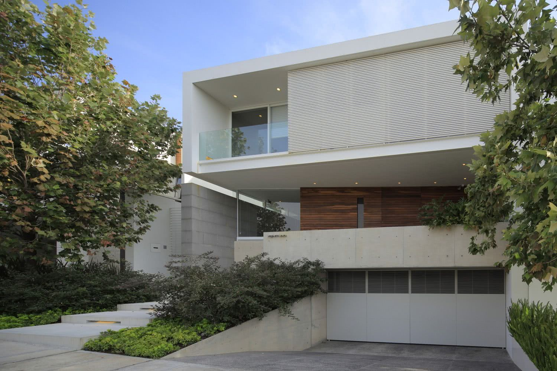 90 fachadas de sobrados modernos projetos incr veis for Casas modernas terreras