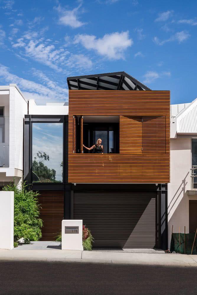 90 fachadas de sobrados modernos projetos incr veis for Estilos arquitectonicos modernos