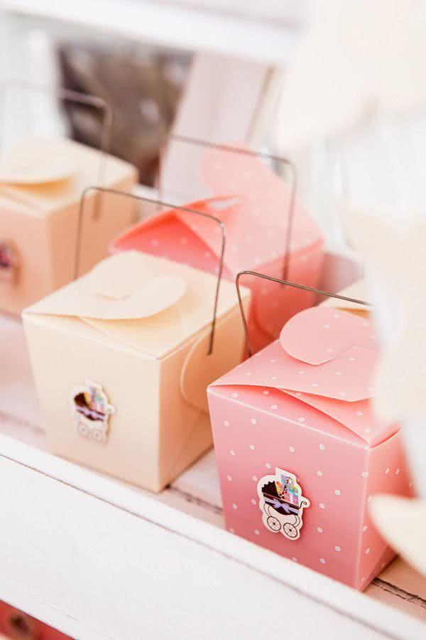 Embalagens diferenciadas fazem sucesso e surpreendem os convidados