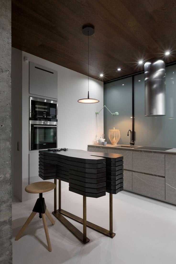 52 Cozinhas Modernas Planejadas Com Fotos Incr Veis Obrasnet