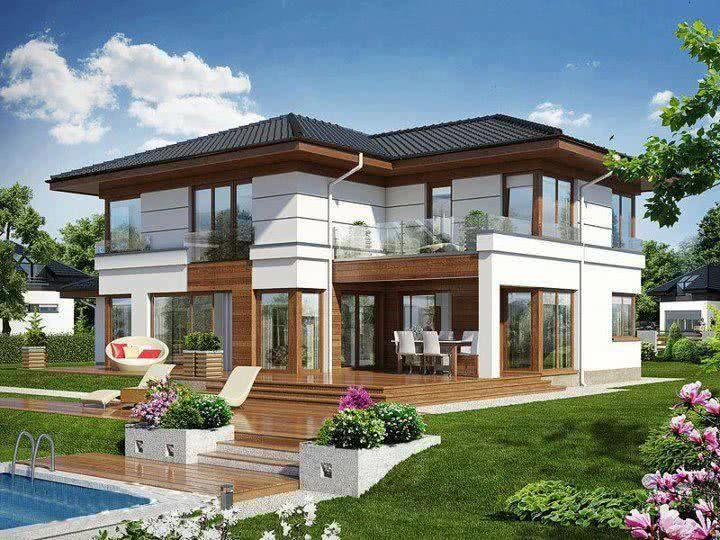 Casa de campo 95 modelos projetos e fotos incr veis for Planos de casas 200m2