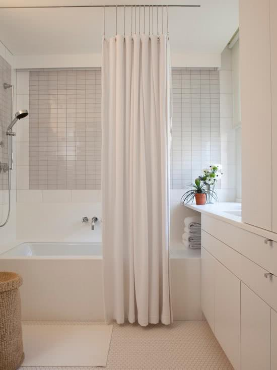 Curtains over vertical blinds - Tipos De Cortinas Veja 50 Fotos Com Exemplos Pr 225 Ticos