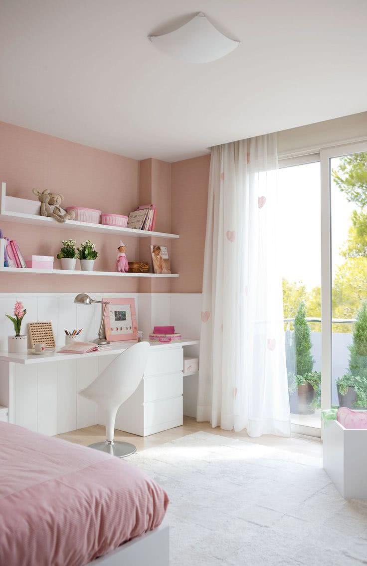 50 quartos de crian as com mesas de estudo decoradas