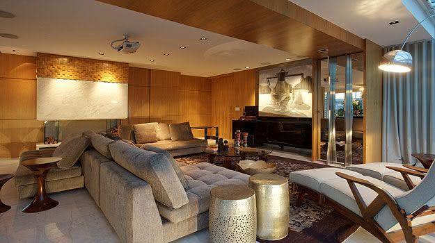 Sala De Tv No Sotao ~ 50 Modelos de Garden Seat na Decoração de Ambientes