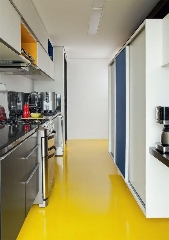 Tipos de pisos residenciais 50 fotos para te inspirar - Soluciones para pisos pequenos ...