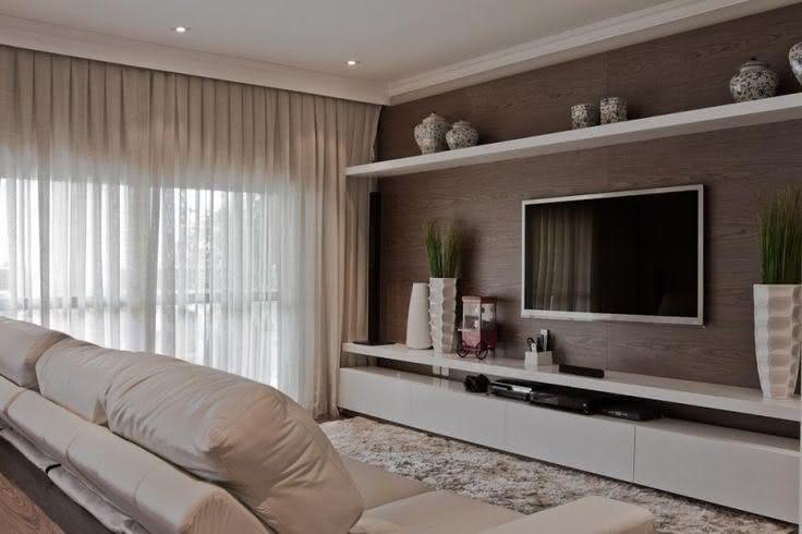 Tipos de cortinas veja 50 fotos com exemplos pr ticos - Gordijnen marokkaanse lounges fotos ...