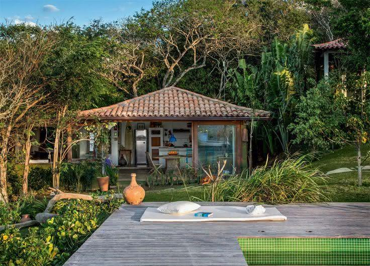 Casa de campo 95 modelos projetos e fotos incr veis - Decoracion de casas de campo pequenas ...