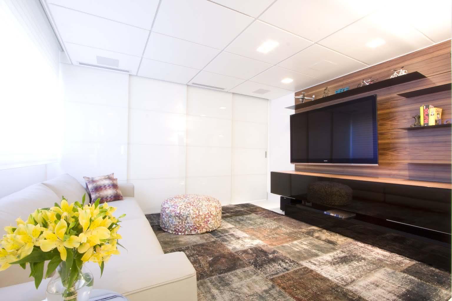 Pruzak Com Sanca De Gesso Sala De Tv Id Ias Interessantes Para O  -> Sanca De Gesso Sala De Tv