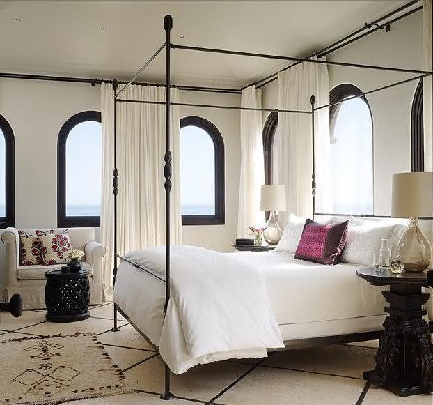 50 ideias de camas com dossel decora o e fotos - Doseles para camas ...