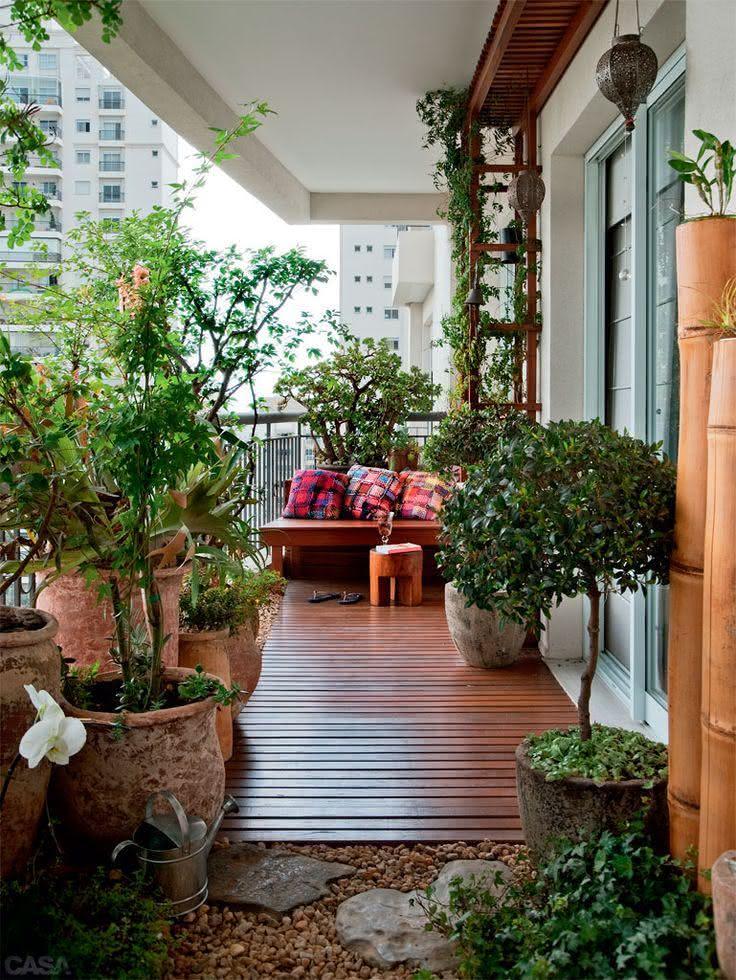 50 Varandas, Sacadas e Terraços para Residências  Fotos