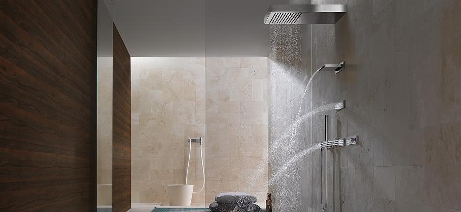 50 cabines de banho de diversos modelos para te inspirar - Amenager badkamer ...